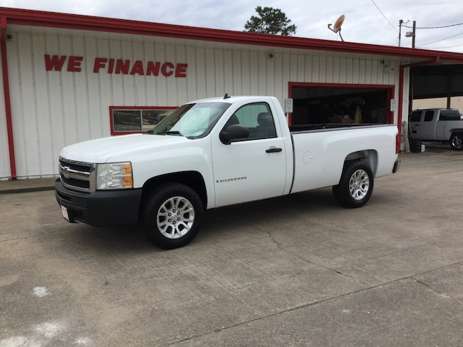 2009 Chevrolet Silverado 1500 Work Truck Truck Regular Cab