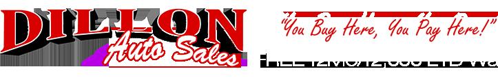 Dillon Auto Sales