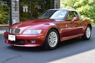 2000 BMW Z3 2.8M 5-Speed Convertible Convertible