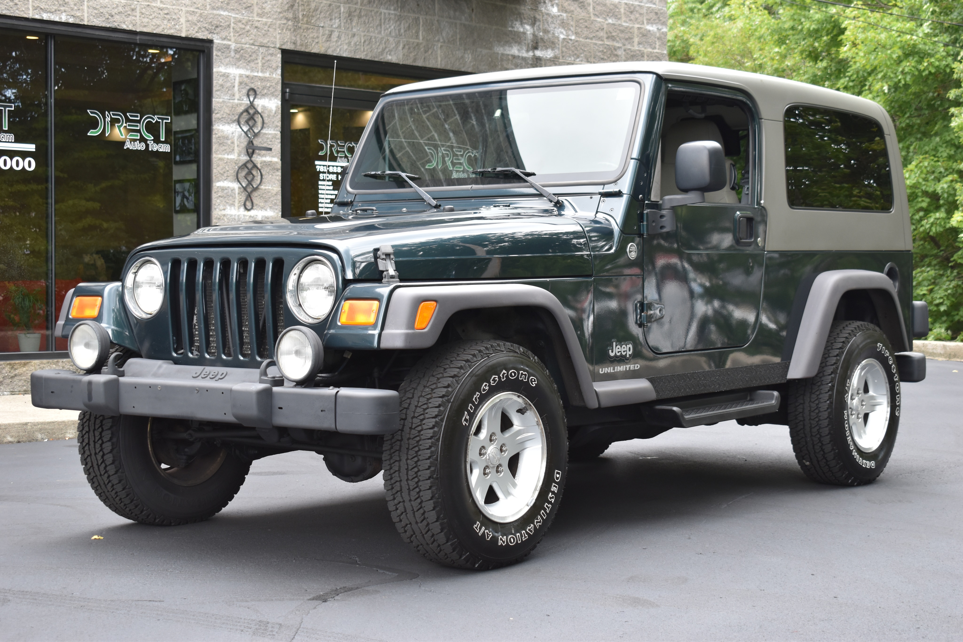 2006 Jeep Wrangler Unlimited Automatic 4x4 Hard Top SUV