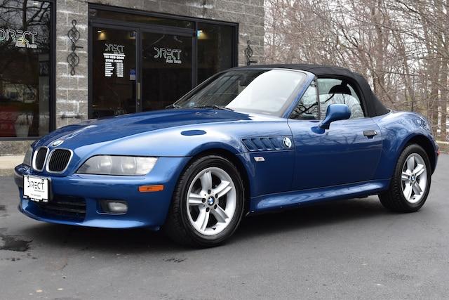 Used 2001 Bmw Z3 For Sale At Directautoteamcom Vin Wbacn33451lk45064