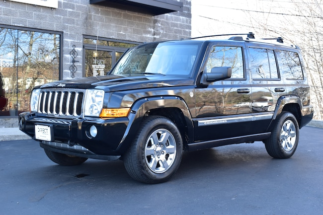 2008 Jeep Commander Limited HEMI 5.7L SUV