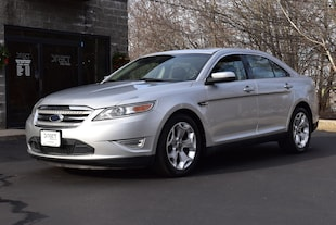 2010 Ford Taurus SHO AWD Sedan