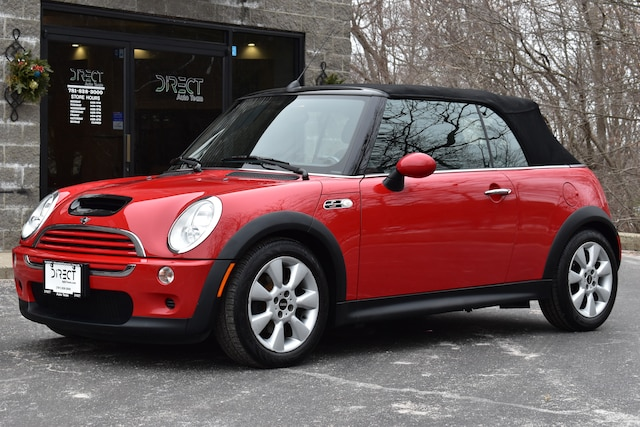 mini cooper s convertible 2006 mpg