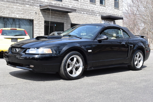 2003 Ford Mustang GT Convertible