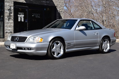 Used 2002 Mercedes-Benz SL-500 For Sale at DirectAutoTeam com | VIN