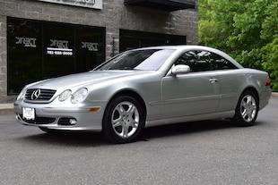 2003 Mercedes-Benz CL-Class 500 Coupe