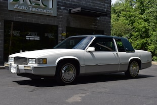 1990 Cadillac Deville Coupe