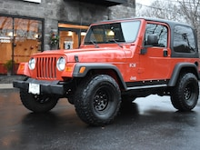 2006 Jeep Wrangler Automatic w/Two Tops SUV