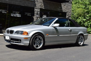 2000 BMW 323Ci Sport Package Convertible