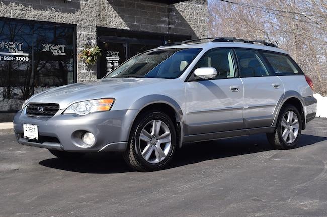 2007 Subaru Outback 3.0 R L.L. Bean Edition Wagon