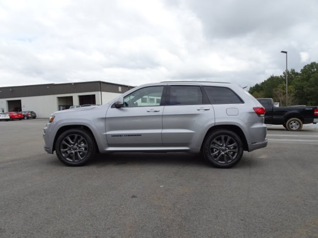 New 2019 Jeep Grand Cherokee HIGH ALTITUDE 4X4 For Sale ...