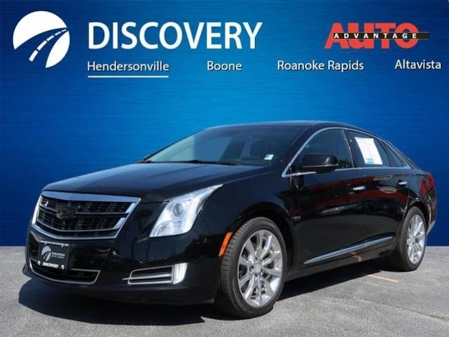 2017 Cadillac XTS Premium Sedan