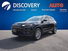 New 2019 Jeep Cherokee LATITUDE PLUS 4X4 Sport Utility for sale in Altavista, VA