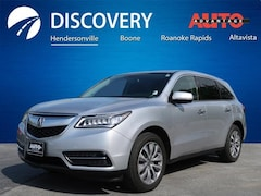 Used 2015 Acura MDX 3.5L Technology Package SUV for sale in Altavista, VA
