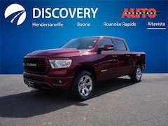 New 2019 Ram 1500 BIG HORN / LONE STAR CREW CAB 4X4 5'7 BOX Crew Cab for sale in Altavista, VA