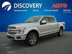 New 2019 Ford F-150 Lariat Truck for sale in Altavista, VA