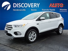 New 2019 Ford Escape SE SUV for sale in Altavista, VA