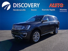 New 2019 Ford Expedition Platinum SUV for sale in Altavista, VA