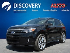 Used 2013 Ford Edge Sport SUV 2FMDK3AK9DBA28845 for sale in Altavista, VA