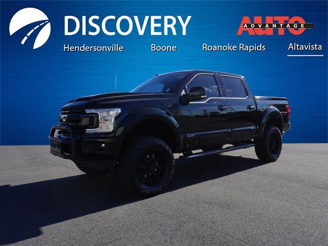 2018 Ford F-150 Lariat Black OPS Truck