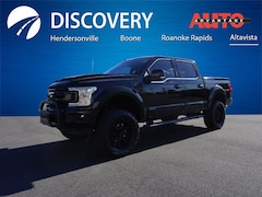 New 2018 Ford F-150 Lariat Black OPS Truck for sale in Altavista VA