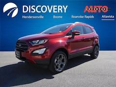 New 2018 Ford EcoSport SES SUV for sale in Altavista, VA