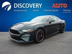 New 2019 Ford Mustang Bullitt Coupe for sale in Altavista, VA