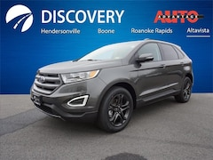 New 2018 Ford Edge SEL SUV for sale in Altavista, VA