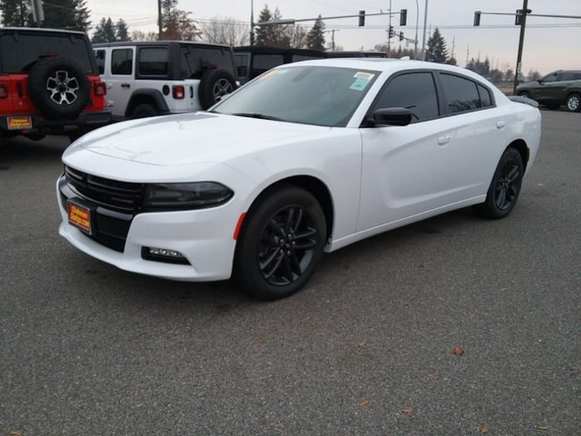 New 2019 Dodge Charger Sxt Awd For Sale In Spokane Wa