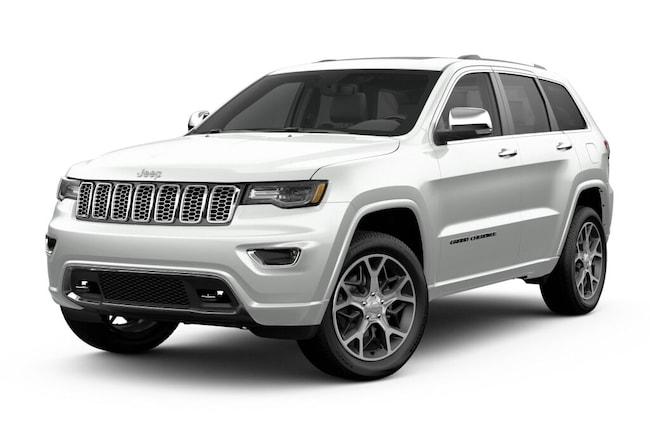 New 2019 Jeep Grand Cherokee OVERLAND 4X4 Sport Utility Spokane
