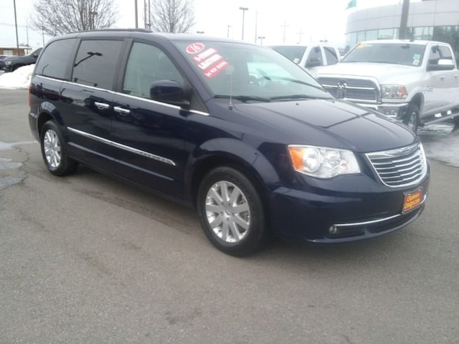 Used 2016 Chrysler Town Country Touring For Sale In Spokane Wa