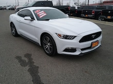 2017 Ford Mustang Ecoboost Premium Coupe