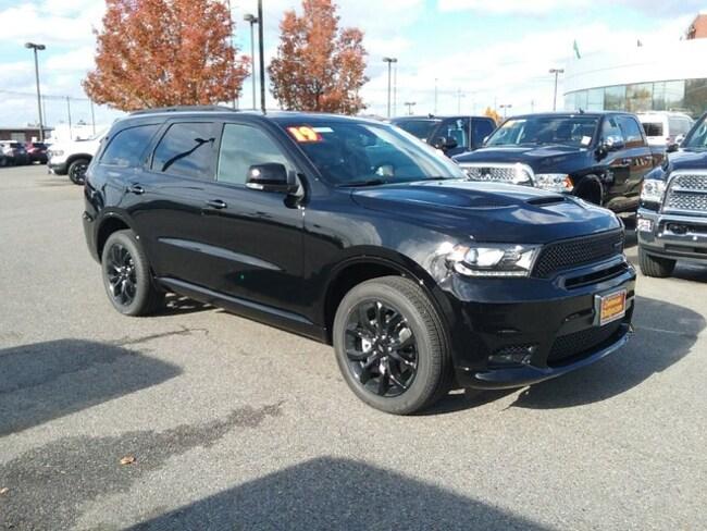 New 2019 Dodge Durango GT PLUS AWD Sport Utility Spokane