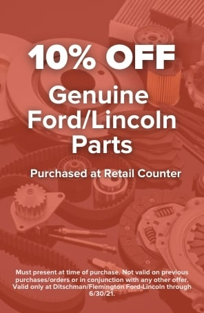 Genuine Ford/Lincoln Parts