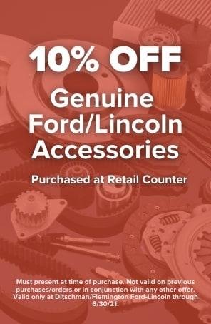 Genuine Ford/Lincoln Accessories