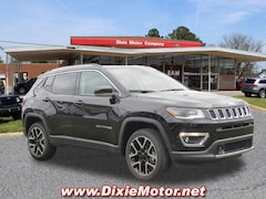 2018 Jeep Compass Limited 4x4 Limited  SUV