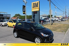 2017 Chevrolet Spark LT  A/C /CAMERA RECUL/ MAGS/ CRUISE/ BLUETOOTH Hatchback