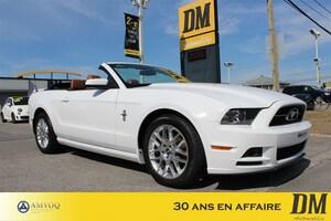 2014 Ford Mustang V6 Premium CUIR CAMÉRA + SONAR RECUL