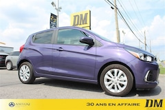 2017 Chevrolet Spark LT A/C CAMERA RECUL MAGS CRUISE BLUETOOTH Hatchback