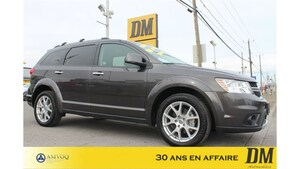 2017 Dodge Journey GT AWD NAV MAG 19'' TOIT DVD ***PDSF 41 650$***
