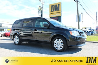 2016 Dodge Grand Caravan SXT ''STOW AND GO'' COMPLET A/C Mini-Fourgonnette