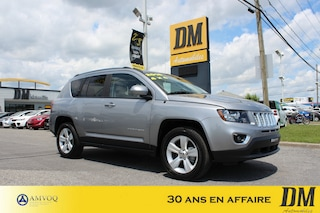 2016 Jeep Compass HIGH ALTITUDE AWD TOIT ÉCRAN TACTIL VUS