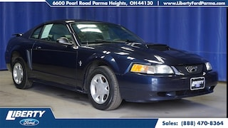 2001 Ford Mustang Base Coupe