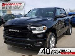 2019 Ram 1500 Big Horn | 4x4 | Crew Cab | 57 Box Truck Crew Cab
