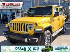 2019 Jeep Wrangler Unlimited Sahara | 4x4 SUV