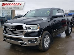 2019 Ram All-New 1500 Laramie | 4x4 | Crew Cab | 57 Box Truck Crew Cab