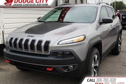 2018 Jeep Cherokee Trailhawk L Plus 4x4   Leather, Bup Cam, BTooth SUV