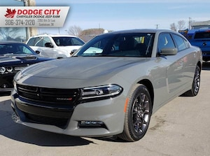 2018 Dodge Charger GT AWD | Nav, BTooth, Bup Cam