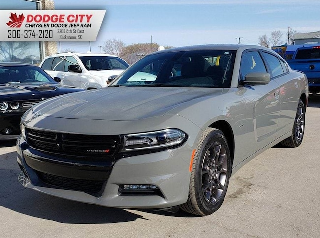 2018 Dodge Charger GT AWD | Nav, BTooth, Bup Cam Sedan